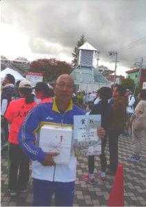 白神アップルマラソン2019
